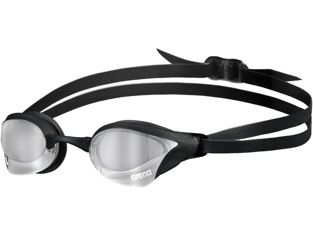 arena Cobra Core Swipe Mirror Schwimmbrille silver/black